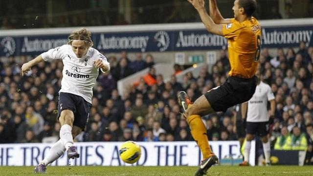 Tottenham 1-1 Wolves - Football - Premier League