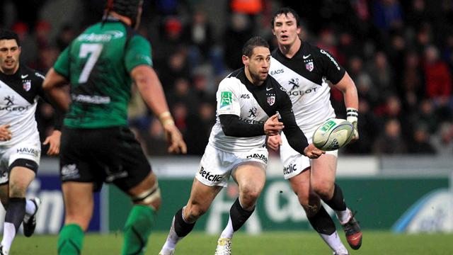 Toulouse a mis le temps - Rugby - Coupe d'Europe