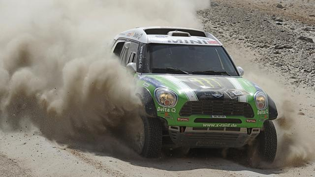 Peterhansel touche au but - Rallye raid - Dakar