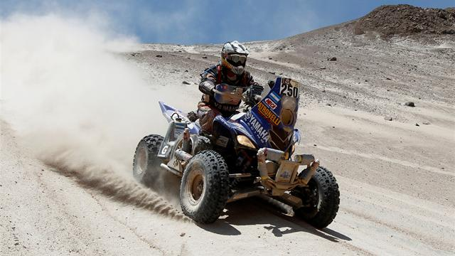 Quads: Patronellis in 1-2 - Rally Raid - Dakar