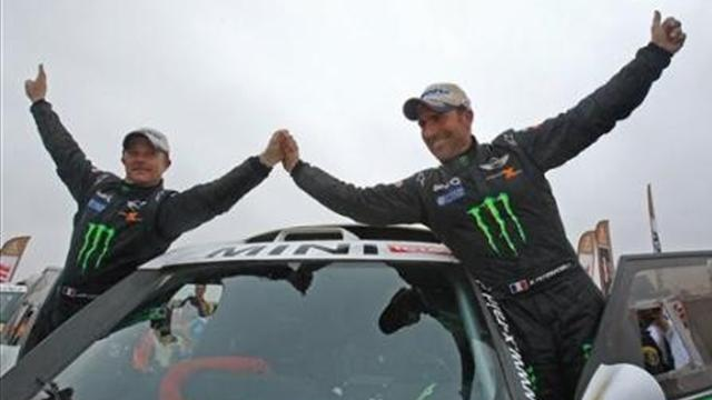 Cars: Peterhansel earns 10th Dakar crown
