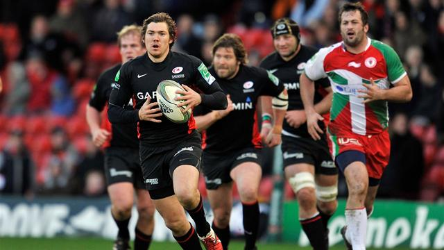 Saracens agree Allianz stadium deal