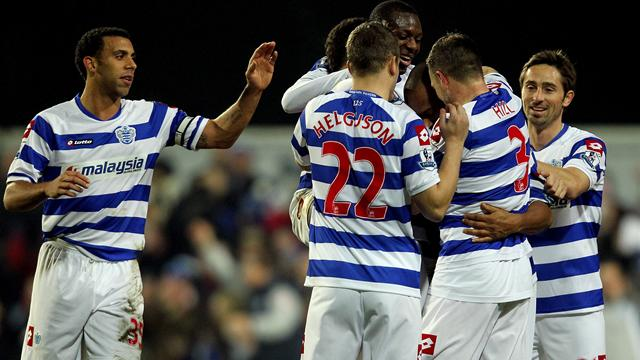 QPR beat MK Dons - Football - FA Cup