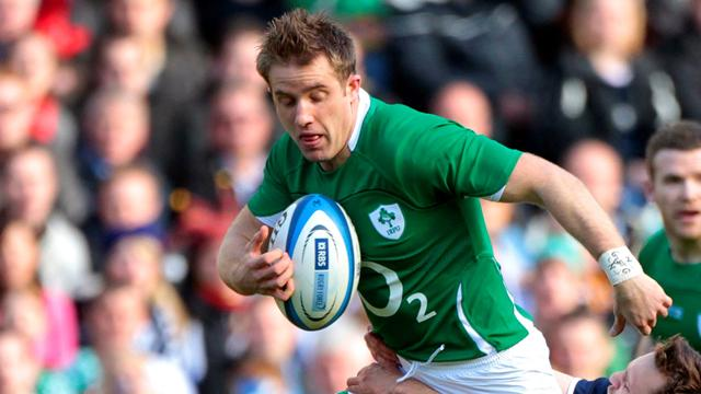 Fitzgerald signs  - Rugby - RaboDirect Pro12