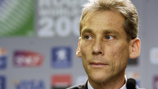 IRB CEO Miller steps down - Rugby - World Cup
