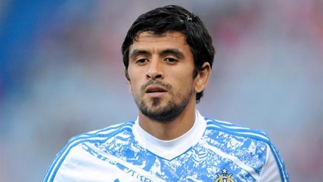 FOOTBALL 2011 Marseille - Lucho