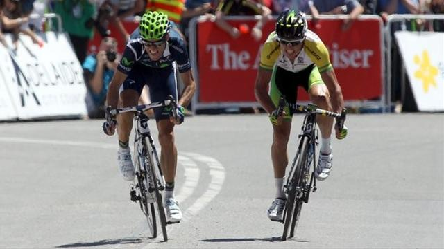 Tour Down Under stage to start on grass in 2013