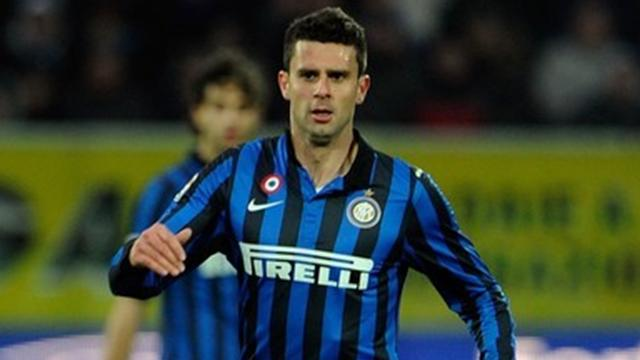 FOOTBALL 2012 Inter Milan - Thiago Motta