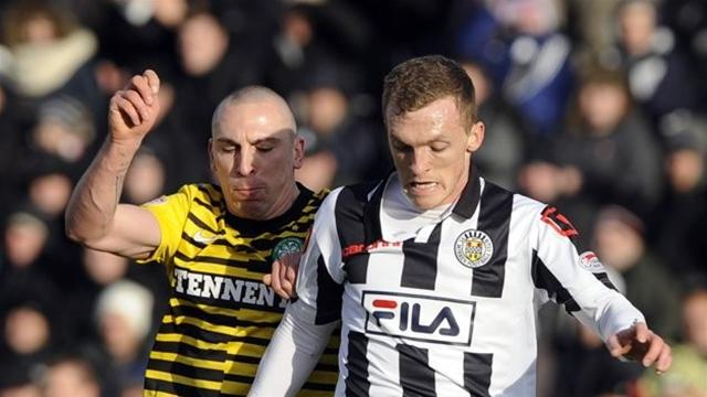 St Mirren 0-2 Celtic - Football - SPL