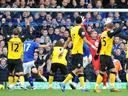 Blackburn hold Everton