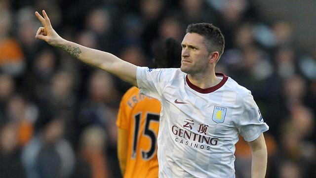 Keane brace sinks Wolves - Football - Premier League