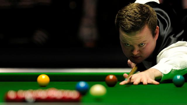 Murphy and Bingham draw - Snooker