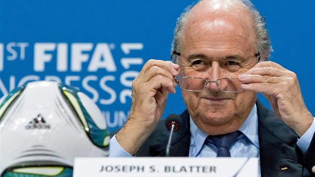 Blatter under pressure - Football - World Cup