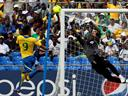 Hosts Gabon start with win