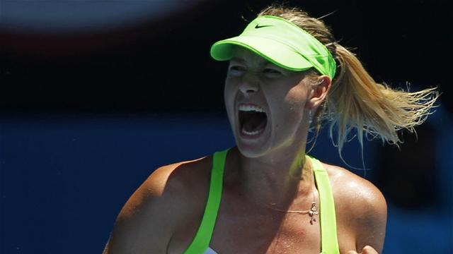 Sharapova to meet Kvitova - Tennis - Australian Open