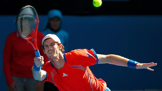 Murray reaches Melbourne semis