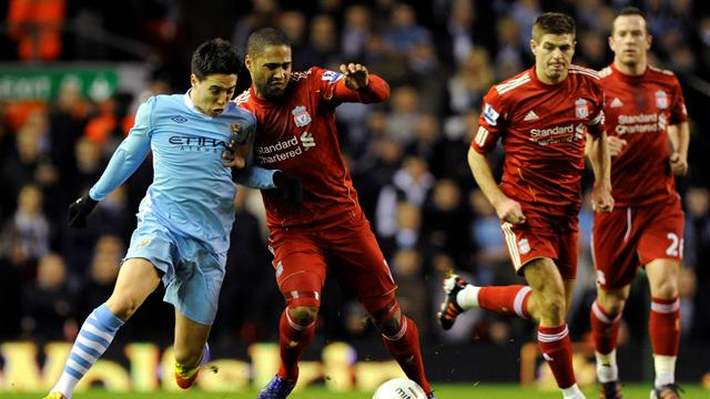 Liverpool 2-2 Man City - Football - League Cup
