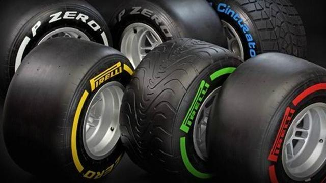 Pirelli to test new tyre - Formula 1