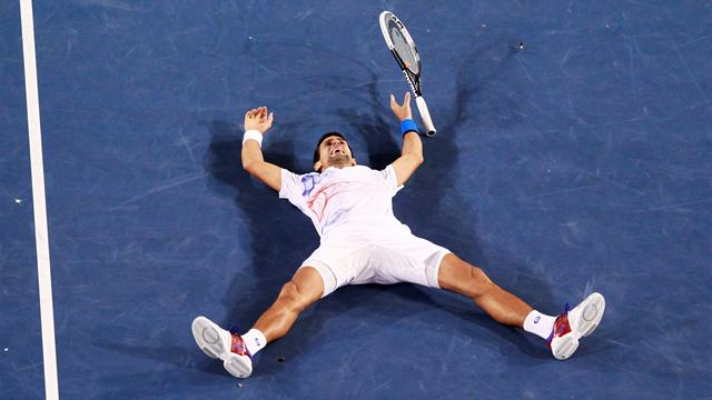 Djokovic outlasts Murray - Tennis - Australian Open
