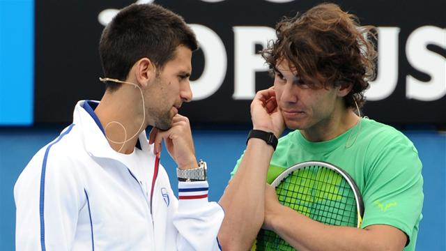 Nadal and Djokovic ready - Tennis - Australian Open