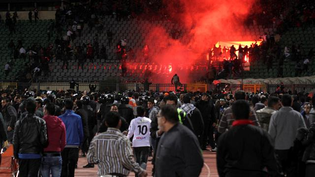 74 killed in Egypt riot - Football - World Football