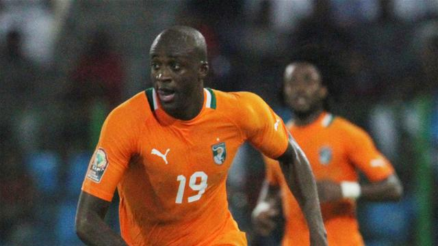 Key trio withdraw from Ivory Coast squad