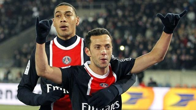 Hoarau saves point for PSG - Football - Ligue 1