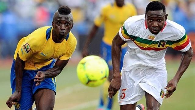 Mali stun hosts Gabon - Football - African Cup of Nations