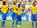 Gabon shrug off exit