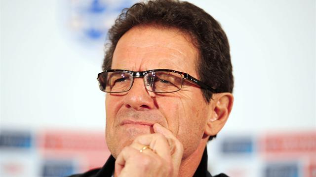 Capello to open talks over Russia job