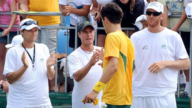 Australia to meet Korea - Tennis - Davis Cup