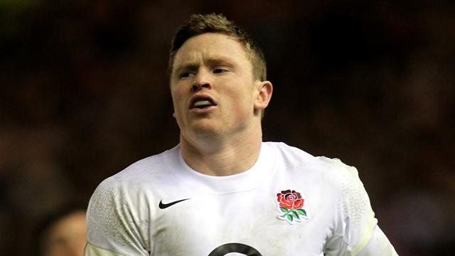 England's Ashton attacked - Rugby - Premiership