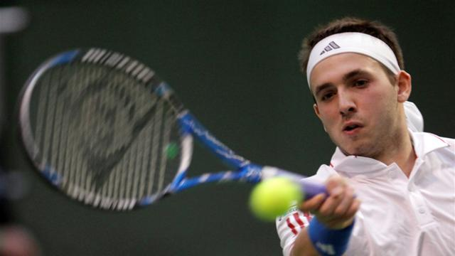 Evans seals GB win over Sl - Tennis - Davis Cup