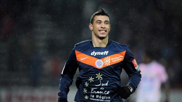 FOOTBALL 2012 Montpellier Younes Belhanda