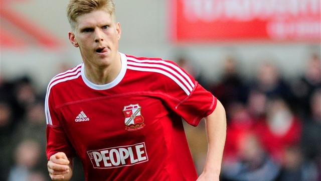 Connell fit for Swindon - Football - League Two