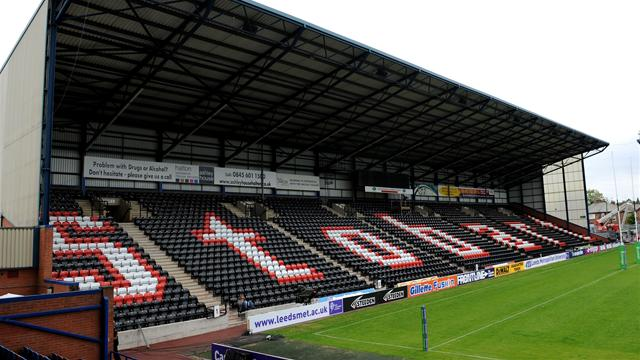 Widnes forward loaned out - Rugby League