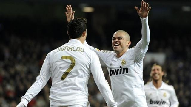 Real Madrid ease to win - Football - La Liga