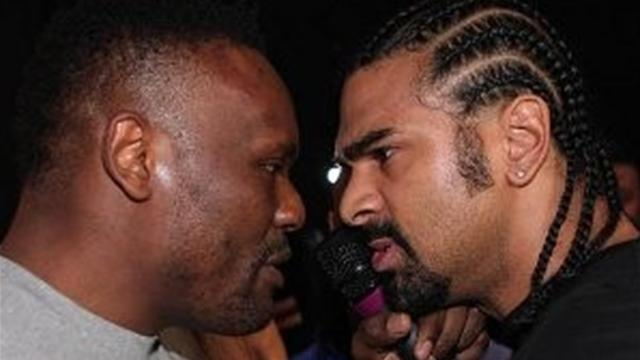 Chisora licence withdrawn - Boxing