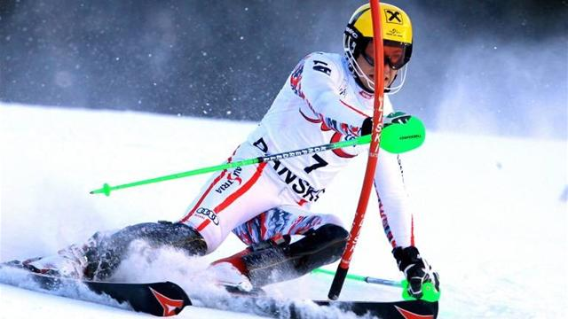 Hirscher escapes car crash - Alpine Skiing