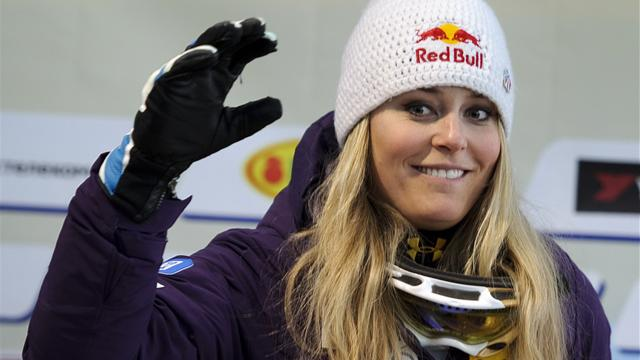 Vonn will not need surgery - Alpine Skiing