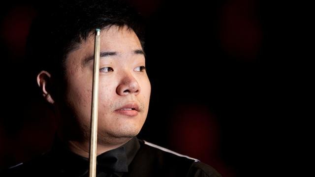 Ding fined for swearing - Snooker