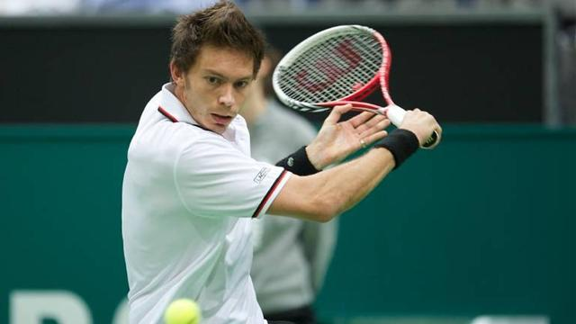 Mahut trumps Clement in Marseille