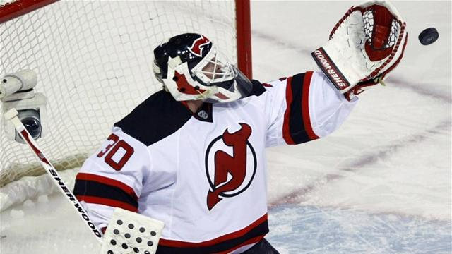 Brodeur stays a Devil - Ice Hockey - NHL