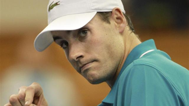 Isner reaches Delray quarters