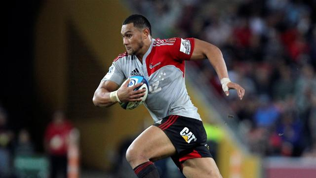 Crusaders earn play-off  - Rugby - Super 15