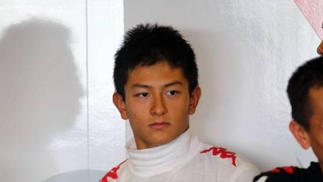 Haryanto gets grid penalty - GP2