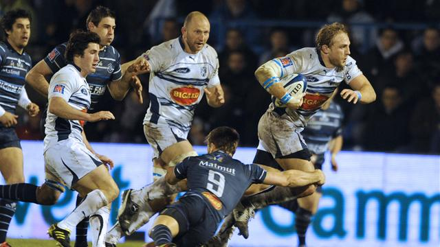 Agen sans ambition - Rugby - Top 14