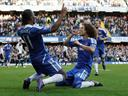 Chelsea cruise past Bolton