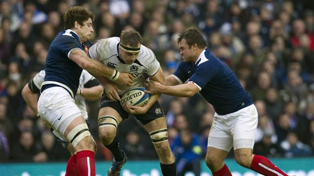 L'Ecosse y croit - Rugby - 6 Nations