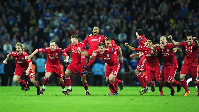 Liverpool rediscover taste for silverware